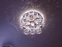 Точечный светильник Feron 1527 LED с подсветкой