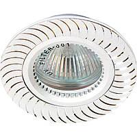 Точечный встраиваемый светильник Feron GS-M392 MR16  белый