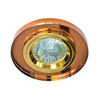 Точечный светильник  Feron  8060-2 коричневый