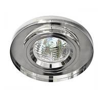 Точечный светильник  Feron  8060-2 серебро