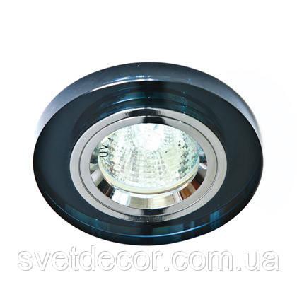 Точечный светильник  Feron  8060-2 серый