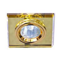 Точечный  светильник  Feron  8170-2 жёлтый