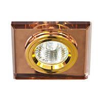 Точечный светильник  Feron  8170-2 коричневый