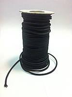 Шнур резинка в оплётке 3 мм, для утяжек на буе в нейлоновой оплётке