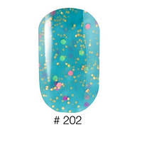 Гель-лак Naomi 6 мл Candy Bar 202