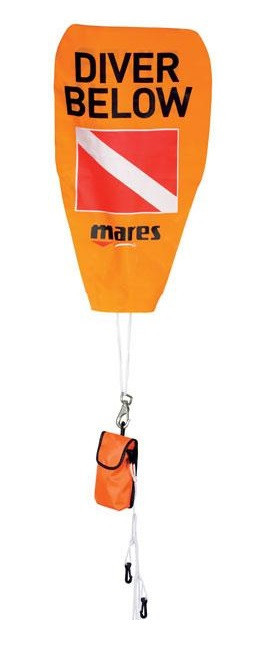 """Буй дайверский Mares Safety Stop Marker - Интернет-магазин товаров для дайвинга """"Diving-shop"""" в Киеве"""