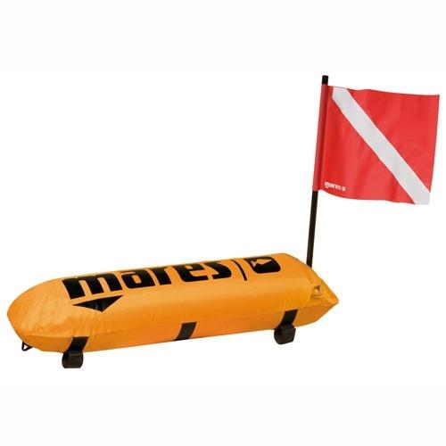 """Буй подводного охотника Mares Tech Torpedo - Интернет-магазин товаров для дайвинга """"Diving-shop"""" в Киеве"""