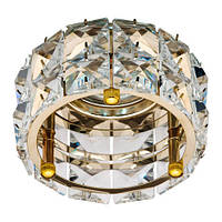 Встраиваемый светильник  Feron  CD4527 золото