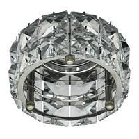 Встраиваемый светильник  Feron  CD4527 хром