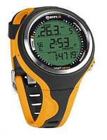 Подводный компьютер для фридайвинга Mares Smart Apnea, чёрно-оранжевый