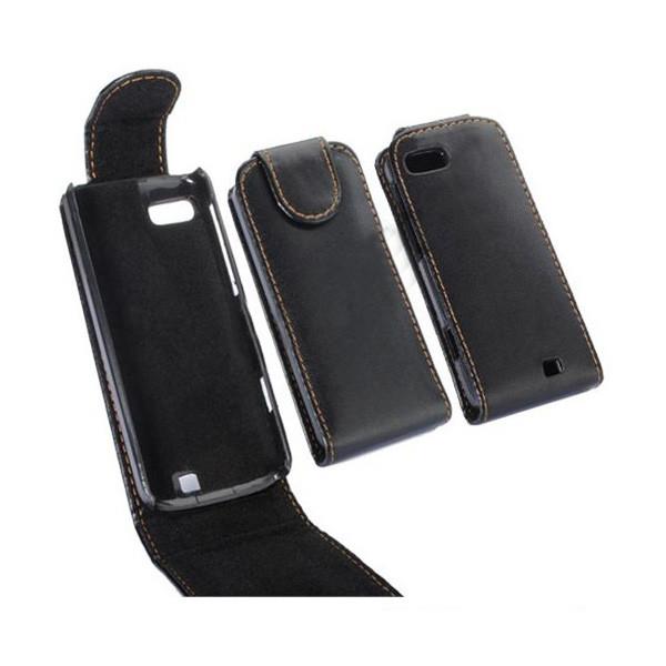Чохол Nokia С3-01 чорний розпродаж