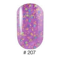 Гель-лак Naomi 6 мл Candy Bar 207
