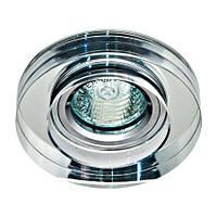 Точечный светильник  Feron  8080-2 MR16 прозрачный