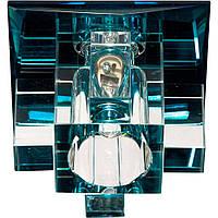 Точечный светильник  Feron  1525 бирюзовый