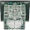 Точечный светильник Feron JD106 прозрачный, фото 2