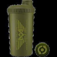 Шейкер Scitec Nutrition Muscle Army 700ml (цвет темно-зеленый)
