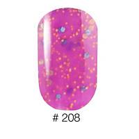 Гель-лак Naomi 6 мл Candy Bar 208