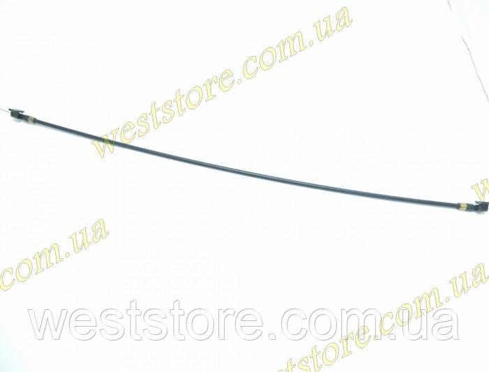 Трос управління нагрівником (грубки) регулювання температури короткий Ланос Сенс Lanos Sens Linex Польща 759204