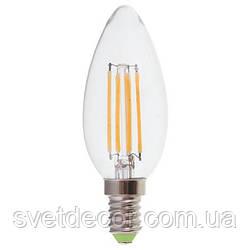 Светодиодная лампа Feron LB-58 4W E27/E14 2700К (Теплый белый свет)