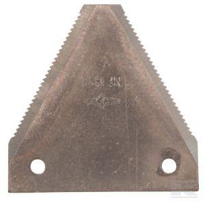 Сегмент ножа, лезвие ножа, сегмент косы RASSPE, 160.1389.00, ME1389, L1201 Case