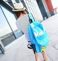Прикольные рюкзаки с Миньонами!, фото 3