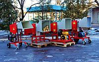 Дробильное оборудование для древесины