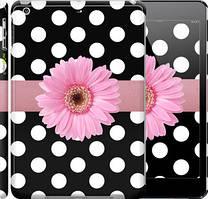"Чехол на iPad 5 (Air) Горошек 2 ""2147c-26"""