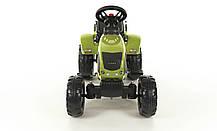 Детский трактор на педалях Falk 2040C CLAAS Arion 410, фото 3