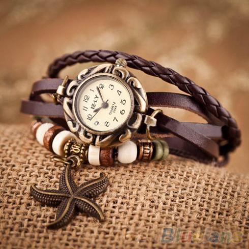 Женские часы-браслет Star Brown
