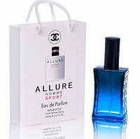 Chanel Allure Homme Sport (Шанель Алюр Хом Спорт) в подарочной упаковке 50 мл.