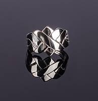 Мужской серебряный перстень-головоломка от Wickerring
