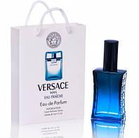 Versace Man eau Fraiche (Версаче Мен Фреш) в подарочной упаковке 50 мл.