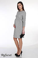 Платье трикотажное Orbi light   для кормящих мам от ТМ Юла мама, фото 1