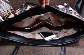 Стильные сумки с цветами, фото 2