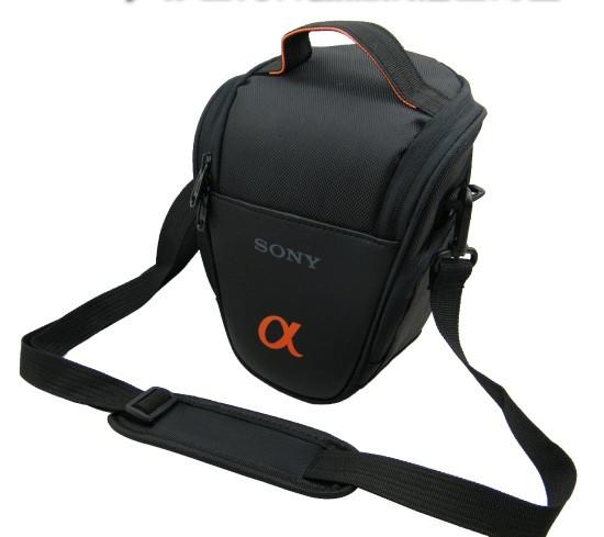 Чехол сумка Sony Alpha, противоударная фото сумка Сони ( код: IBF006B )