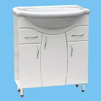Тумбочка в ванную под умывальник Т-15 иготовление разного цвета размера или нанесение лазерного рисунка