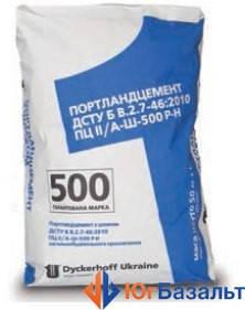Цемент Dyckerhoff АШ-500 25 кг