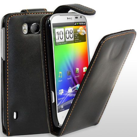 Чохол HTC Sensation G21 XL-X315E чорний
