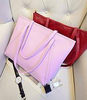 Модная вместительная сумка, фото 3