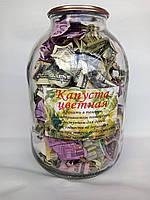 Банка с капустой  денежная 3 литра