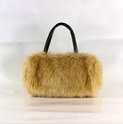 Распродажа Милые меховые/плюшевые сумки