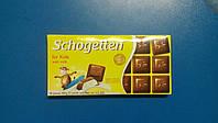 Шоколад TRUMPF Schogetten детский с молоком 100г
