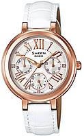 Женские часы CASIO Sheen SHE-3034GL-7AUER оригинал
