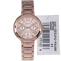 Женские часы CASIO Sheen SHE-3034PG-9AUER оригинал