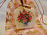 """Мыло с картинкой """"Букет цветов"""", фото 3"""