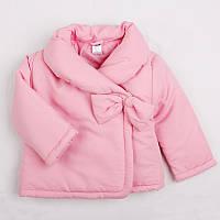 Куртка детская демисезонная для девочки, фото 1