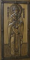 Эксклюзивные иконы. Икона Спиридона Тримифунтского резная