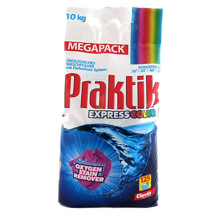 Пральний порошок Praktik Express color для кольорових тканин, фото 2