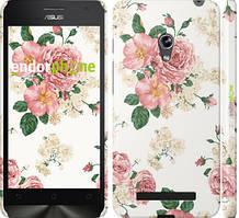 "Чохол на Asus Zenfone 5 квіткові шпалери v1 ""2293c-81"""