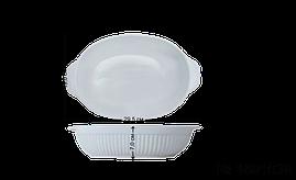 Овальная фарфоровая форма для выпечки ORIGINAL BergHOFF - Bianco, 29х19х7 см (1691039), фото 3